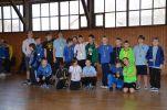 Lauenhainer Winter Athletics 2013: Die Medaillengewinner in den männlichen Altersklassen.